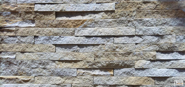 Sandstone Loose Riven 40mm