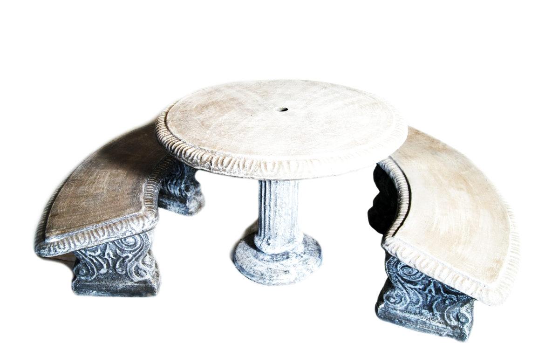 Garden Furniture – Concrete